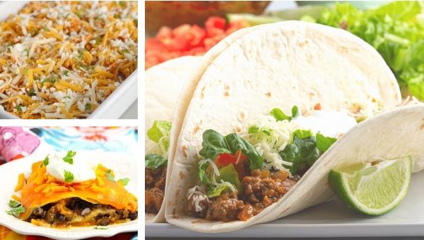20 Delicious Mexican Recipes for Cinco De Mayo