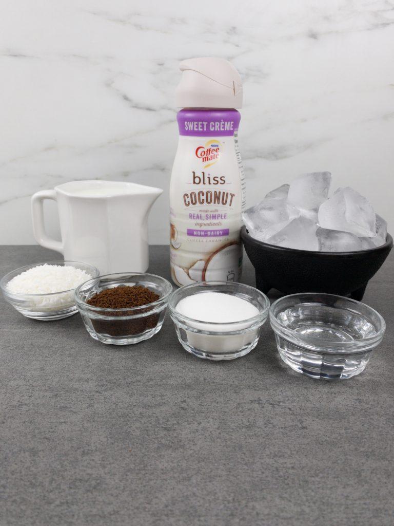 coconut dalgona recipe drink