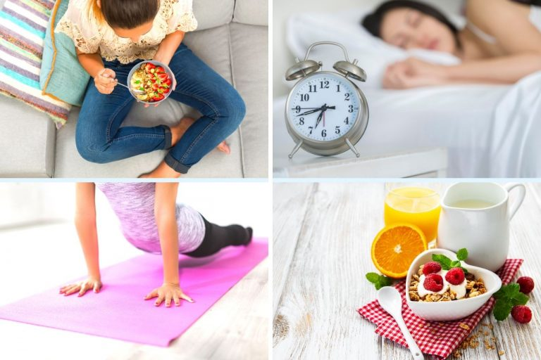 9 ways to improve your health and boost your immune system