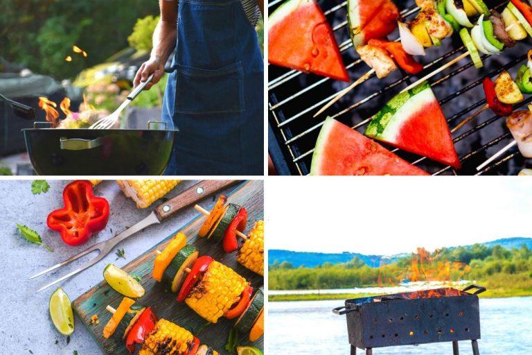 Healthy Vegan Vegetarian BBQ Recipes Snacks Vegan Barbecue Meals