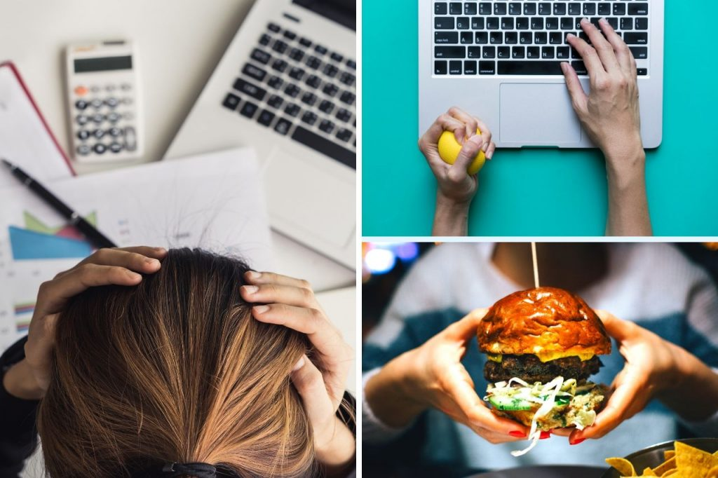 Stress and Eating - Tips on How To Control Stress Eating