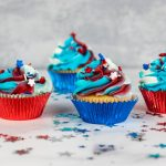 4th of July Dessert Recipe: How To Make 4th of July Cupcakes