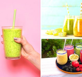 quick and easy smoothie recipes for weight loss